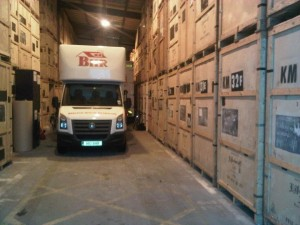 Storage - Bristol House Removals