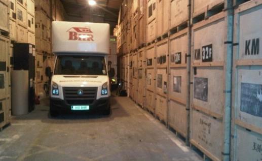 BHR Warehouse
