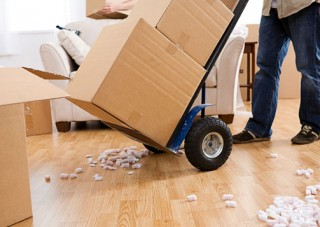 Moving Boxes - Bristol House Removals