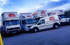 BHR Fleet of Vehicles