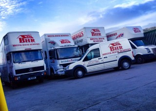 Bristol House Removals Our Vehicle fleet