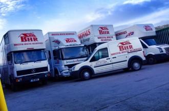 BHR Fleet of Vehicles