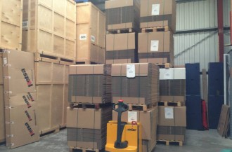 Inside Our Warehouse