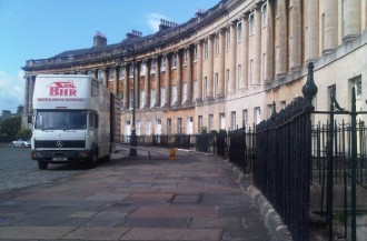 Removals in Bath