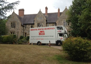 House Removal - Country House